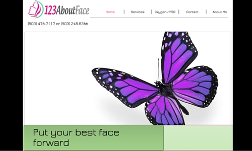 123 About Face