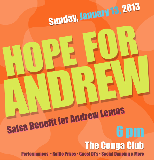 Hope For Andrew, Facebook promotion